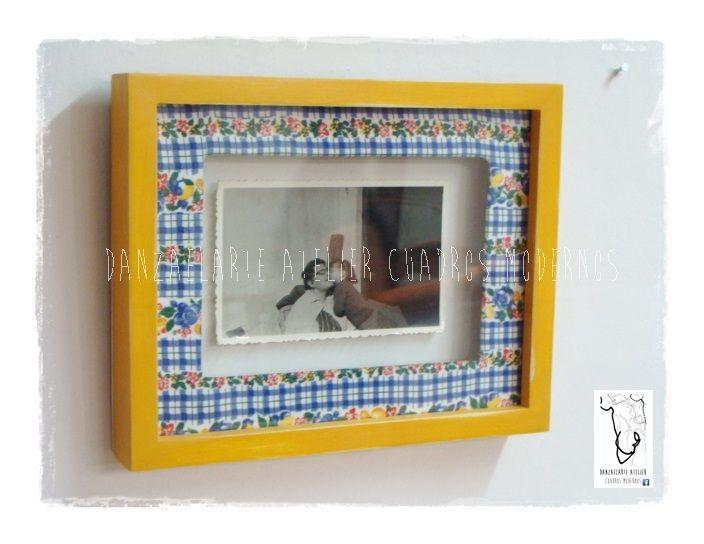 25 best ideas about paspart cuadro en pinterest marcos - Marcos con profundidad ...