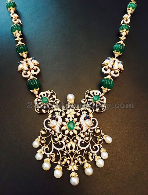 Magnificent Diamond Necklace