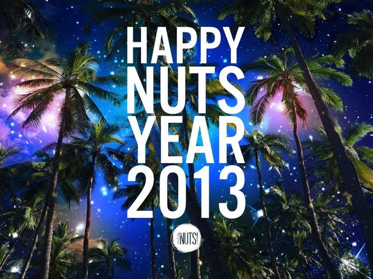 Happy nuts year 2013 ! © Hazar Kassous