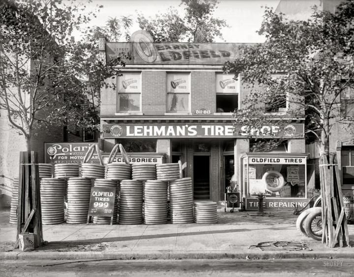 The old gas station (vintage pics) - Club Lexus Forums