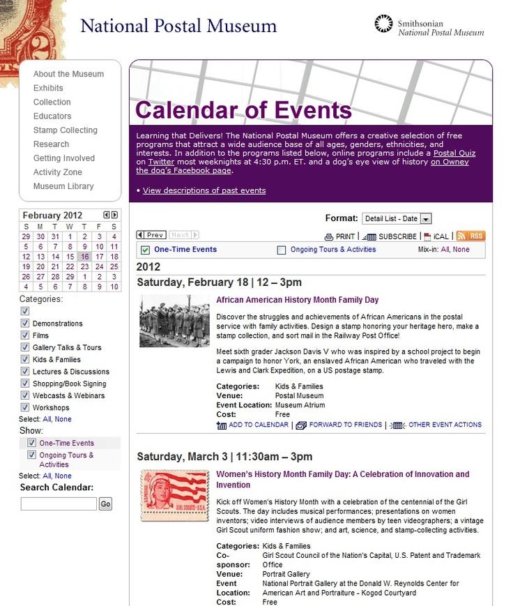 Best Customer Examples Images On   Website Calendar