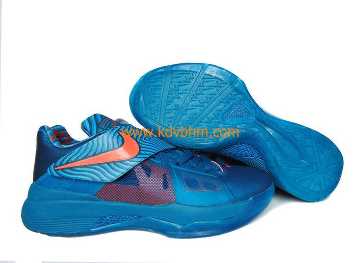 New Kevin Durant shoes KD IV Year of the Dragon Green Abyss Dark Mango  Current Blue