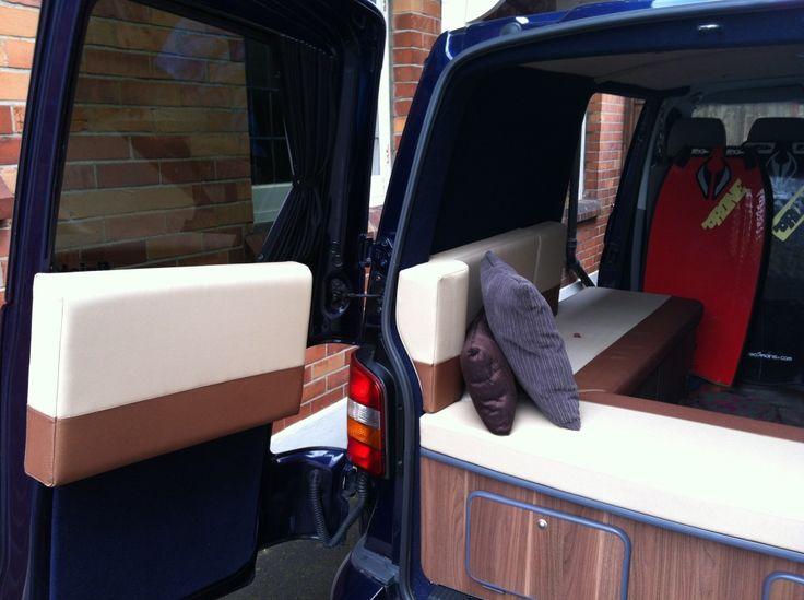 122 best images about campervan interior on pinterest for Vw t4 interior designs