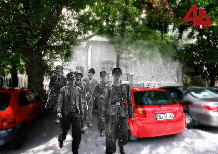 Krakowskie Przedmieście 1 - Then And Now Photos Of Warsaw That Bring History To Life Best of Web Shrine