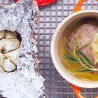 Lamsvlees met linzen en sperziebonen van Gordon Ramsay - recept - okoko recepten