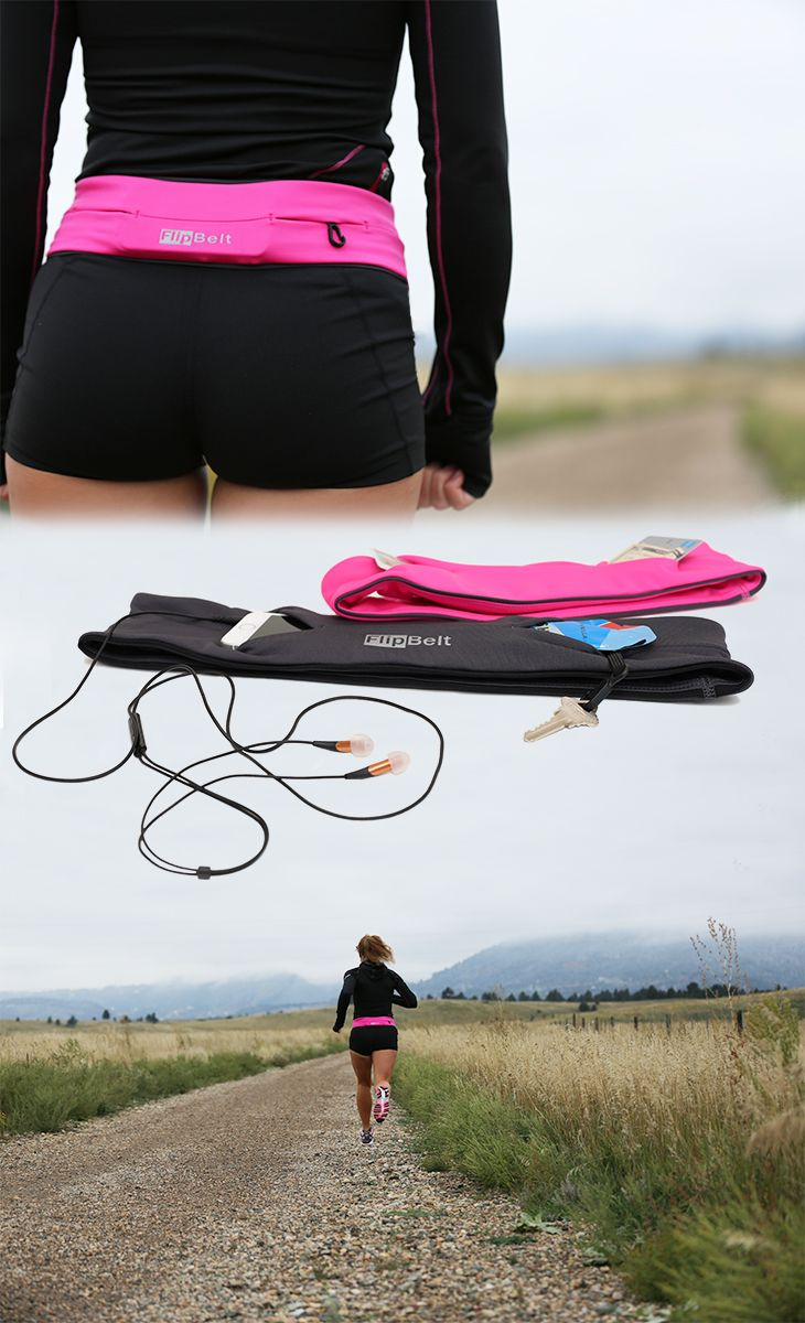 Color coordinate your outfit with the perfect accessory. Carry all your essentials hands free! Fits all size phones! #FlipBelt