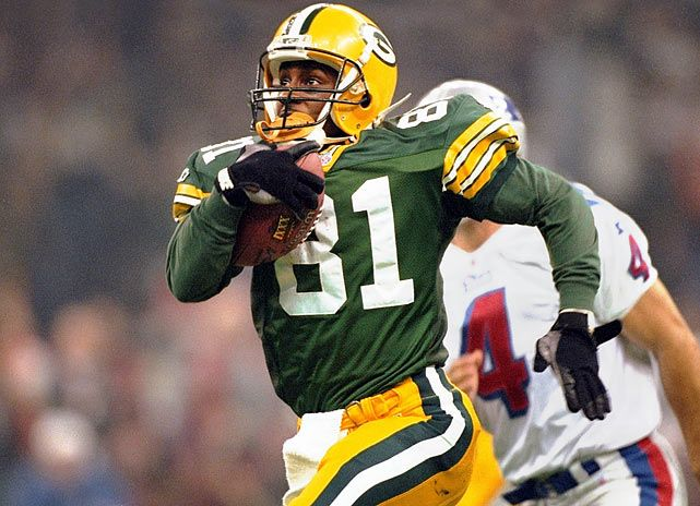 Super Bowl XXXI Champions: Desmond Howard, 1996