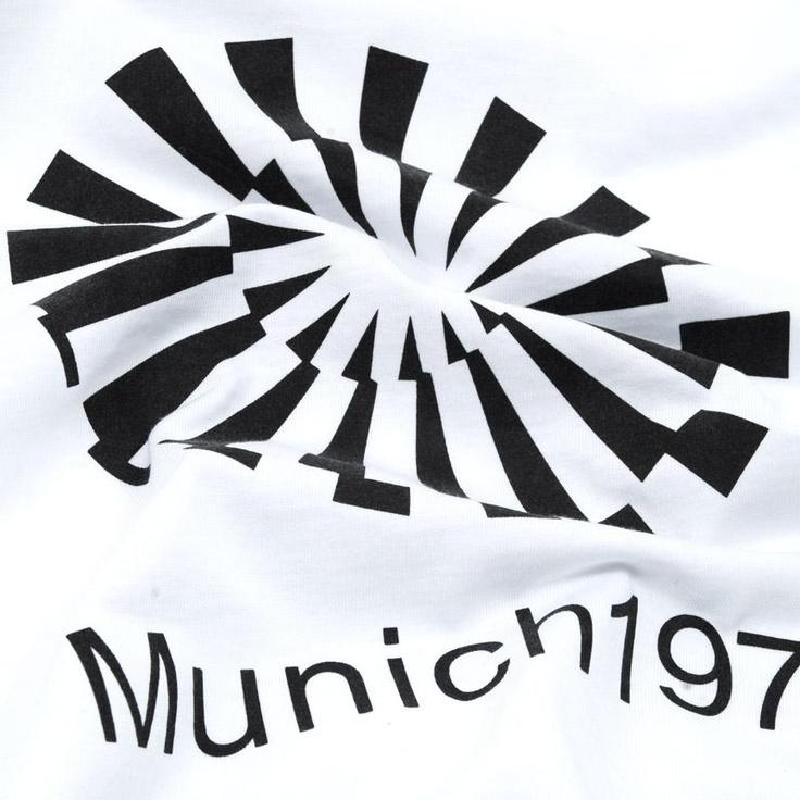 Great tshirt by adidas using otl aichers design for the