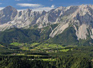 Wandernin Ramsau am Dachstein : Ramsau am Dachstein