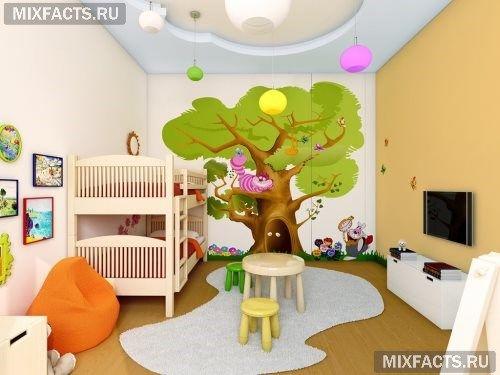 детский_дизайн_комнаты