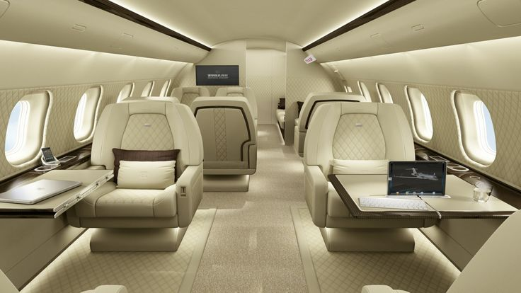 15 Must See Private Jet Interior Pins Jets Luxury
