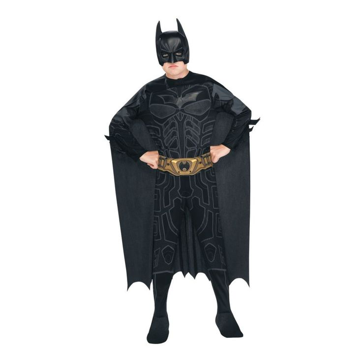 Dark Knight Batman Boy's Halloween Costume - Medium