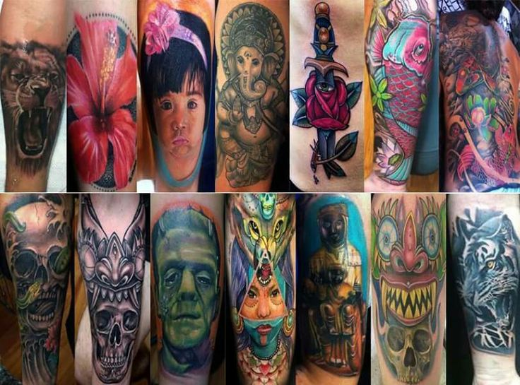 #tattooart #realist #colorgray #newstyle #sirak