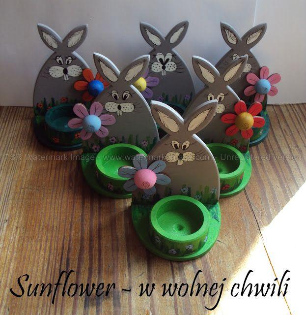 Sunflower - w wolnej chwili...: Wielkanoc się zbliża :)