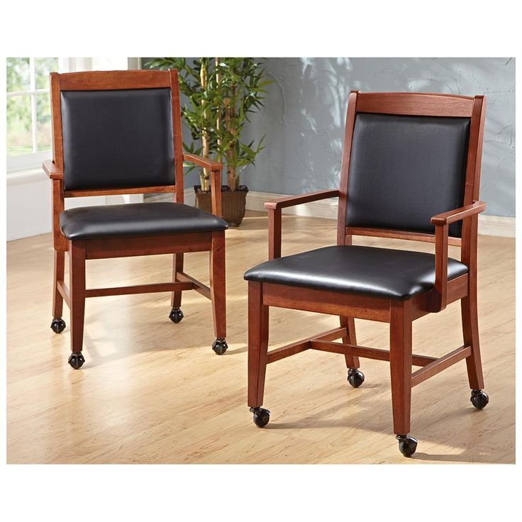Pottery Barn Montego Chairs: 64 Best Dining Chairs On Casters Images On Pinterest
