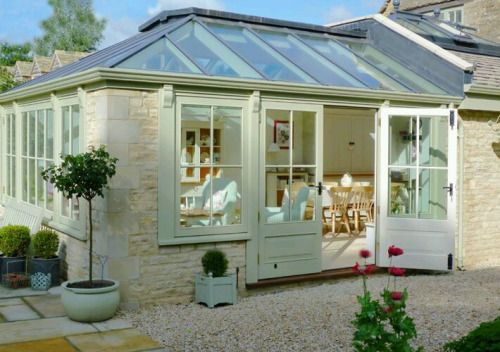 conservatory ~ The Virtual Builder