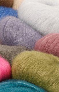 DROPS Kid-Silk colour chart ~ DROPS Design