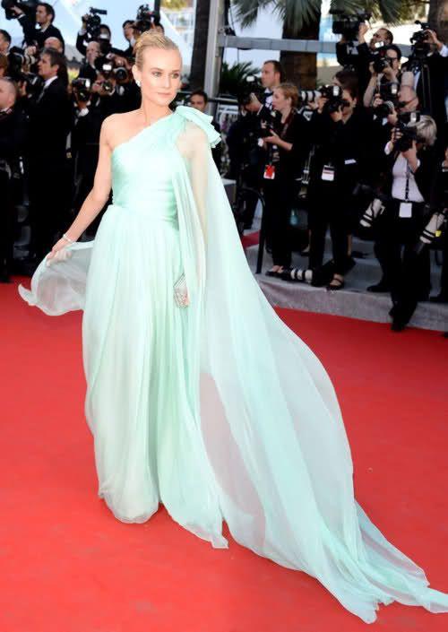 Diane Kruger--Cannes 2012