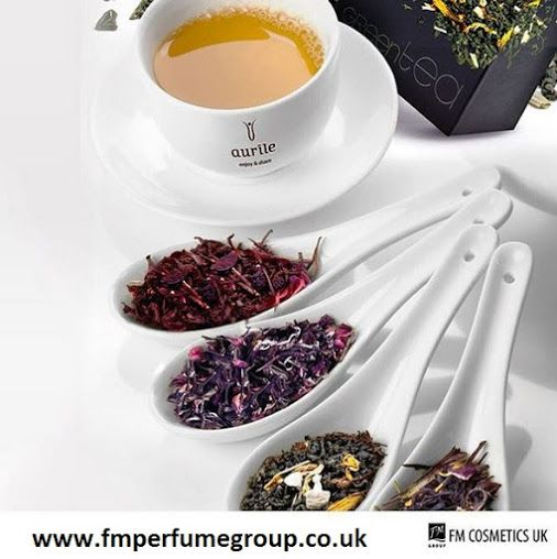 Learn about Aurile Teas from FM Group at https://www.fmperfumegroup.co.uk/other-fm-products.html
