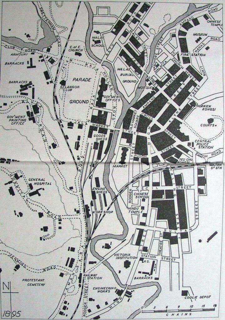 Best 25 map of kuala lumpur ideas on pinterest kuala lumpur map map of kuala lumpur 1895 719x1023 sciox Choice Image