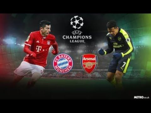 Bayern Munich vs Arsenal Full Match HD & Highlights Champion League Game...