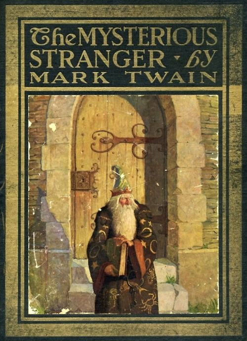 N. C. Wyeth ~ The Mysterious Stranger by Mark Twain ~ Harper & Brothers ~ 1916 ~ via Golden Age Comic Book Stories