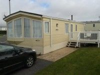 A 6 Berth Static Caravan for Hire on Trecco Bay Holiday Park, Porthcawl