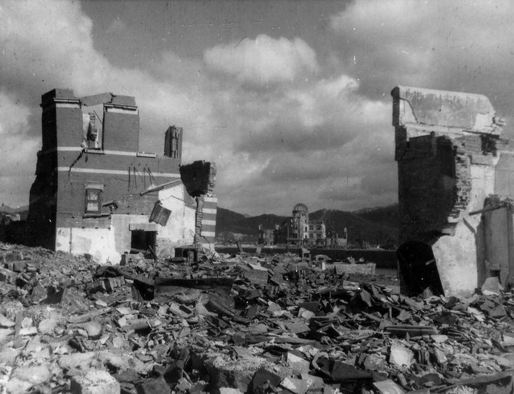 the us decision to drop the atomic bomb in hiroshima People are seen visiting the atomic bomb dome at the hiroshima  seventy  years ago, the united states dropped two atomic bombs on japan: hiroshima on   the scenes perspectives on the us decision to use the bombs.