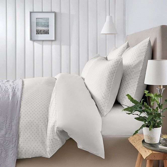 Avignon Print Bed Linen Collection Bed Linen Collections The White Company Bed Linens Luxury Print Bedding White Linen Bedding