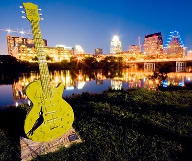 Austin, TX: Austintx, Buckets Lists, Favorite Places, Austin Texas, Guitar, Travel, Barbecue, Austin Tx, Austin Cities