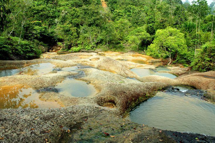 Pemandian Tapian Puti Indahnya Keunikan Wisata Sumatera Barat - Sumatera Barat