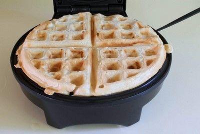 Eggless Waffle Recipe | Vegan Waffles | Vegan Waffle Recipe