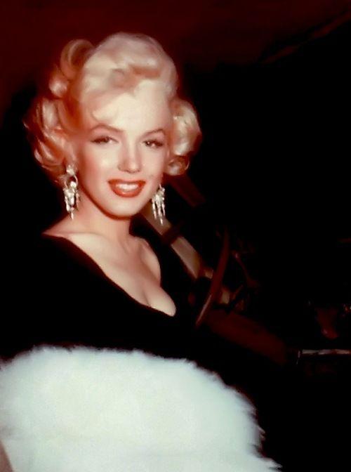 Marilyn Monroe is elected Miss Press Club, 1953.