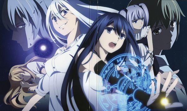 brynhildr in the darkness ryouta and Neko | ARMS (Studio), Gokukoku no Brynhildr, Takatori Kotori, Murakami Ryouta ...