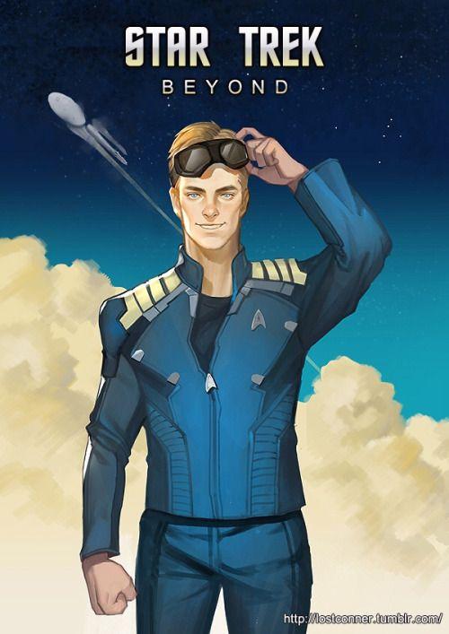 Star Trek: Beyond - Captain Kirk