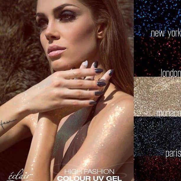 Paulina Papierska & Eclair #eclair #eclairnails #nails #nailswag #nailporn #nailpolish #eclairwithcelebrity
