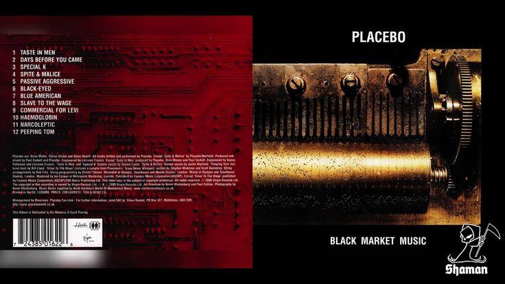 Placebo - Black Market Music / Full Album