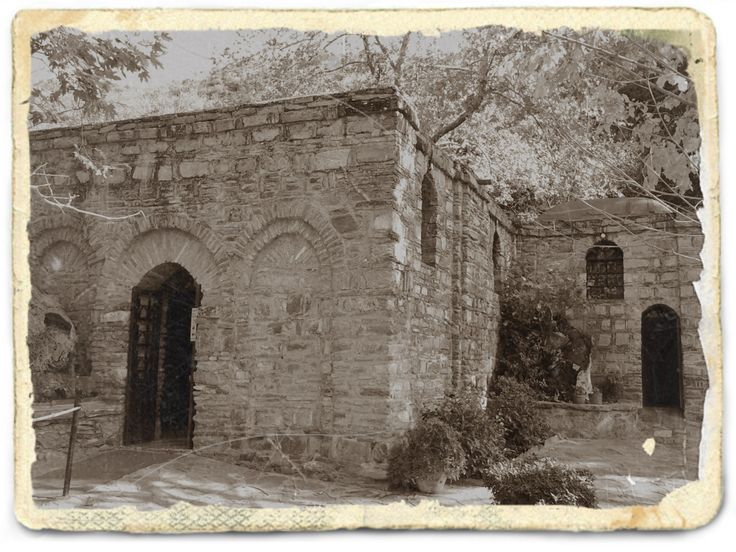 Mary's House - Meryem Ana Ev nr Kusadasi, Turkey