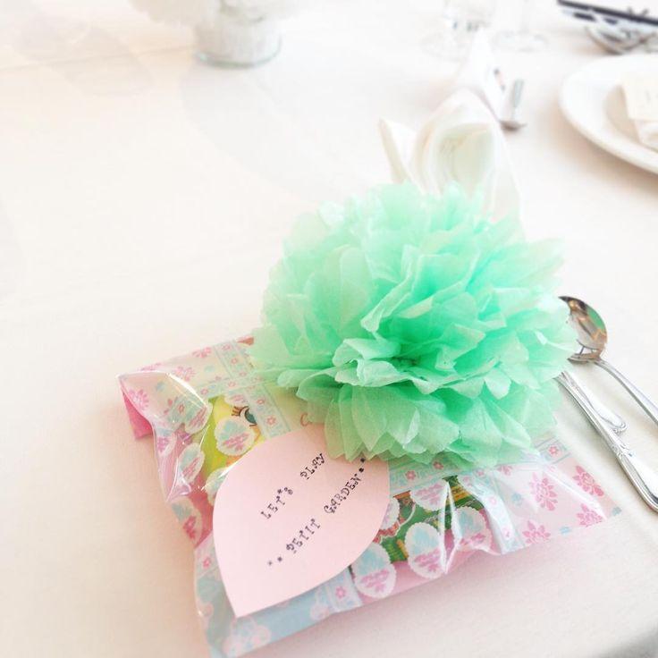ふわふわ♡ペーパーポンポンで華やかな飾りつけを楽しもう♪ | Handful