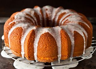 be healthy-page: Texas Ruby Red Grapefruit Cake with a Hint of Mint...