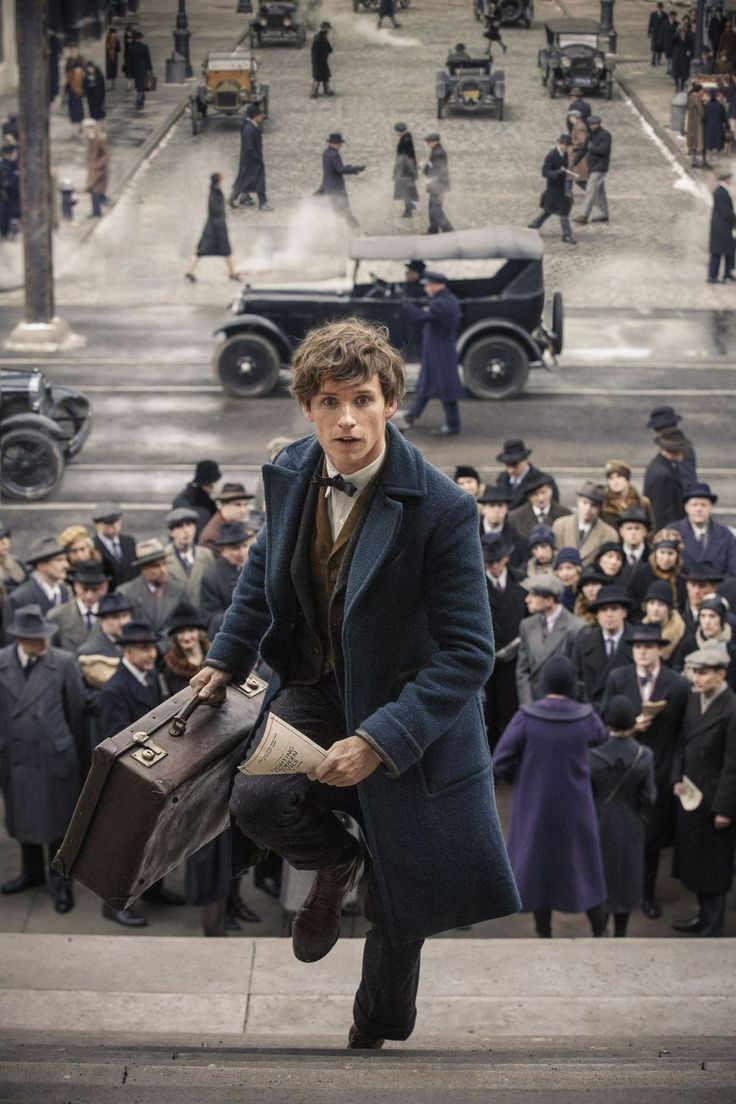 'Fantastic Beasts' is full of fantastic treats     - CNET  Enlarge Image  Eddie Redmayne brings the wizarding wonder of Harry Potter to 1920s America.  Photo by                                            Jaap Buitendijk                                           It seems Harry Potter author JK Rowling may have more than one trick up her sleeve.   Fantastic Beasts and Where to Find Them takes us back to the wizarding world of the spell-casting schoolboy but its simultaneously more fun yet…