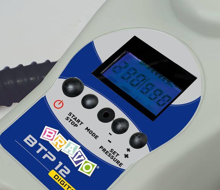BRAVO BTP 12 Digital Electric Pump