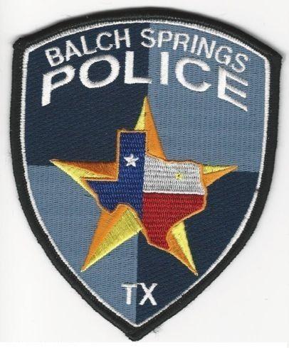 Balch Springs PD TX