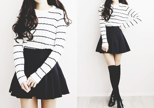 Ulzzang Fashion Post #2 | ulzzangcafe