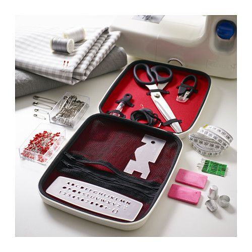 SY 15-piece sewing kit set  - IKEA
