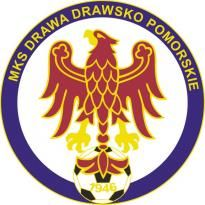 MKS Drawa Drawsko Pomorskie Logo. Get this logo in Vector format from http://logovectors.net/mks-drawa-drawsko-pomorskie/