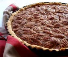 Maple Syrup Pecan Pie with Vanilla Scented Pastry | Official Thermomix Recipe Community
