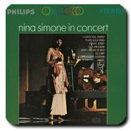 Nina Simone - In Concert: Available in Audiophile 192kHz/24bit & 96kHz/24bit