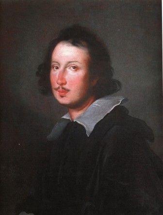 """Bernardo Strozzi detto il Cappuccino (Genova 1581/82 - Venezia 1644) """"Ritratto di giovane"""" olio su tela, cm 76 x 58 #PinacotecaCivica #AscoliPiceno #Marche #Italy"""