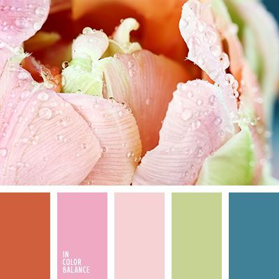 алый, бледно-голубой, бледно-розовый, голубой, зеленый, лиловый цвет, насыщенный зеленый, оттенки весны, оттенки зеленого, оттенки розового, подбор цвета, пурпурный, розовый, салатовый, тёмно-зелёный, теплый желтый, теплый зеленый, цвета весны, цвета